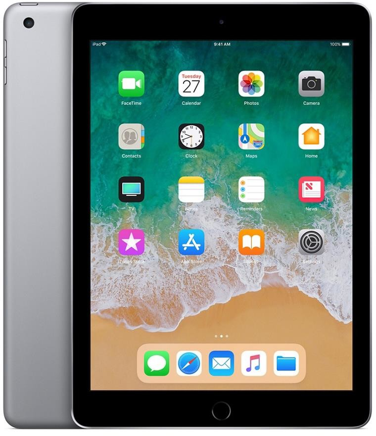 Apple iPad 32GB Space Gray (MR7F2FD/A)