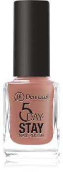 Dermacol 5 Day Stay lakier do paznokci o dużej trwałości odcień 33 Caffeine Free 11 ml
