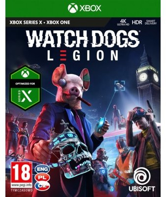 Watch Dogs Legion (GRA XBOX ONE)