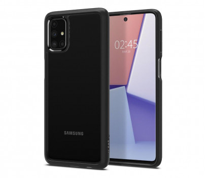 Spigen Ultra Hybrid do Samsung Galaxy M31s Black