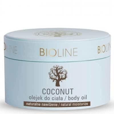 Bioline Olej kokosowy 100% naturalny 200ml