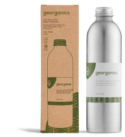 Georganics Georganics Olejek Do Płukania Jamy Ustnej Drzewo Herbaciane 250 ml E88A-10839