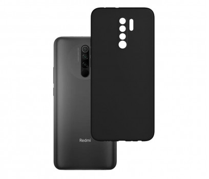 3mk 3mk Matt Case do Xiaomi Redmi 9 czarny