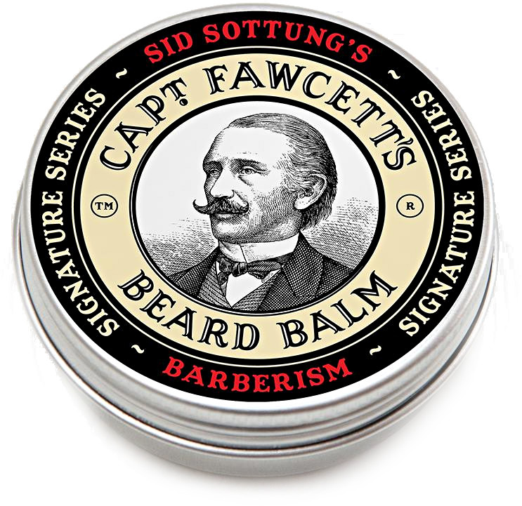 CAPT FAWCETT CAPTAIN FAWCETT Balsam do Brody Barberism 60 ml