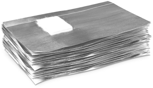 Nail Foil Wraps - 50 szt.