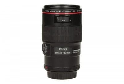 Canon EF 100mm f/2.8 L Macro IS USM (3554B005AA)