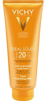 Vichy Idéal Soleil balsam nawilżająco ochronny do twarzy i ciała SPF 20 300 ml