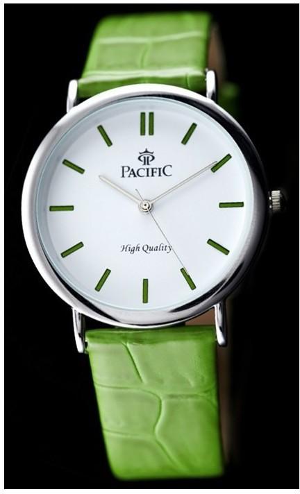 Pacific Stylion Zielony Zegarek damski E198 (zy500c) 1170