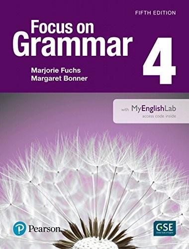 Pearson Focus on Grammar 5ed 4 SB/MEL pk Marjorie Fuchs
