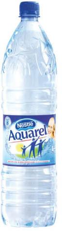 Nestle Nestlé Pure Life Aquarel Niegazowana woda źródlana 1,5l