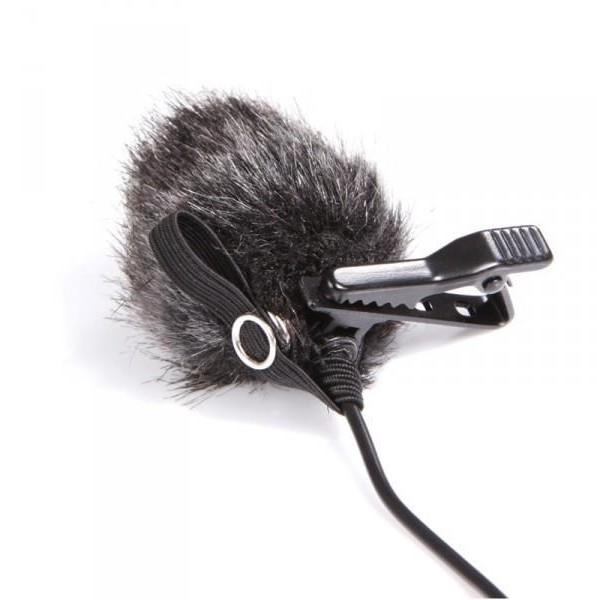 Boya Osłona przeciwwietrzna deadcat do mikrofonów krawatowych BYB05W