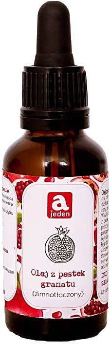 Ajeden Ajeden Olej z Pestek Granatu (Tłoczyny Na Zimno), 30 ml A392-87466