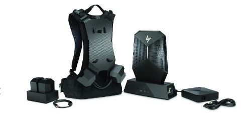 HP Stacja robocza VR backpack G2 (6TQ91EA)