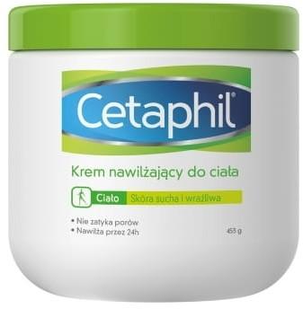 Galderma Cetaphil krem nawilżający do ciała 453g DER-00476