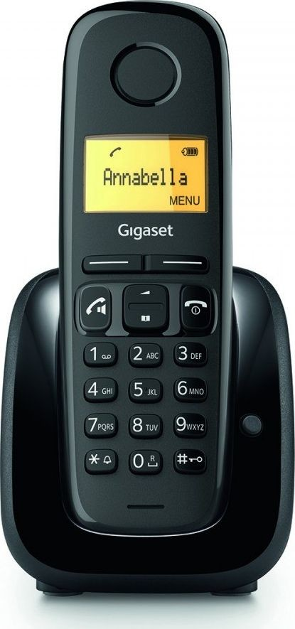 Siemens Gigaset Telefon A280 Czarny Gigaset A280