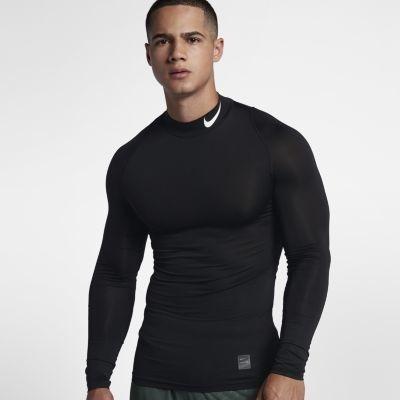Nike Męska koszulka treningowa z długim rękawem Nike Pro - Czerń 838079-010