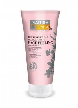 Natura Estonica NATURA ESTONICA_Ginsegn & Acai Rejuvenating Face Peeling odmładzający peeling do twarzy 150ml p-4744183017207