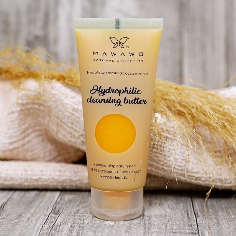 Mawawo Hydrofilowe Masło Do Oczyszczania 100 ml