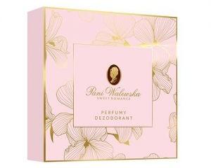 Pani Walewska Sweet Romance zestaw dezodorant spray 90ml + woda perfumowana spray 30ml