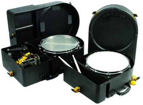 HARDCASE HCFFSK HCFFSK Snare Case z dodatkową kieszenią na akcesoria HCFFSK