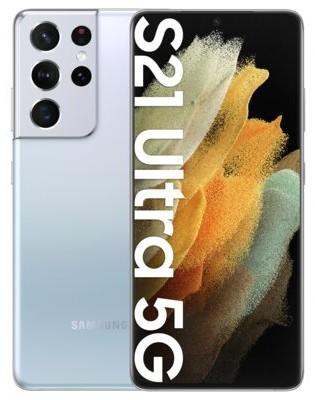 Samsung Galaxy S21 Ultra 5G 512GB Dual Sim Srebrny