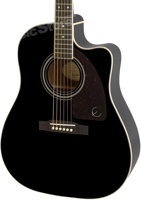 Epiphone AJ 220SCE EB - Gitara akustyczna