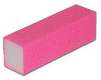 SILCARE Blok polerski 100/100 różowy