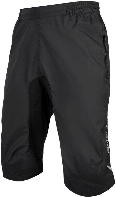 Endura Hummvee Spodnie krótkie Mężczyźni, black L 2020 Spodenki rowerowe E8087BK/5