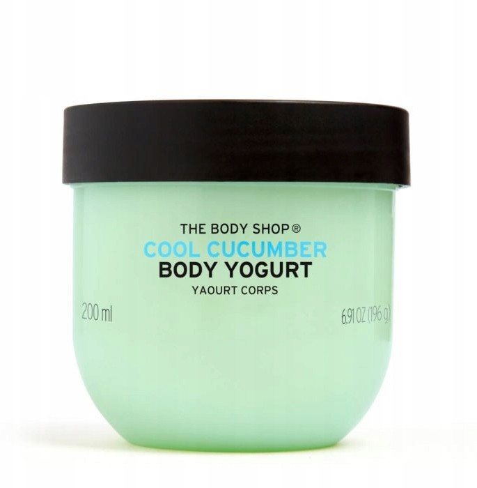 The Body Shop Jogurt do ciała Cool Cucumber 200 ml
