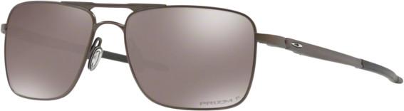 Oakley Calibre 6 oo6038 06 Tin PRIZM spolaryzowane okulary przeciwsłoneczne Czarny Gauge 6 Oo6038 603806 Polarizada 57 Mm 000