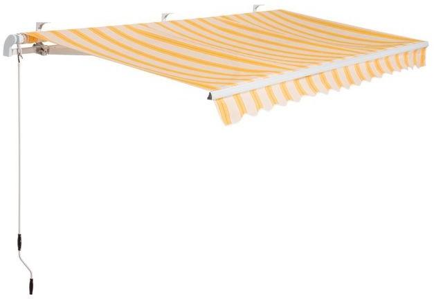 Markiza tarasowa 3,95 x 3 m