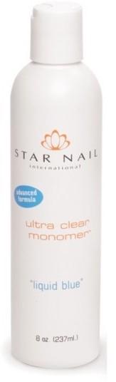 Star Nails Star Nails Liquid blue 240 ml LIQUIDE STAR NAILS 240ML