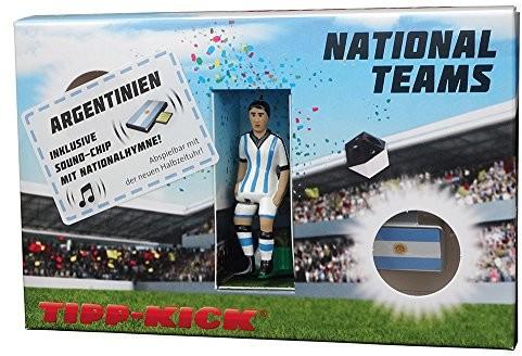 Tipp-Kick (Mieg) TIPP-Kick 031018piłkarzyk figurka Argentyna hymnu w Torwand Box z