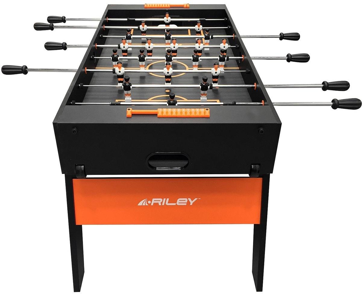 Riley Riley RFFT-46, stół do gry w piłkarzyki, metalowe drążki, łożyska kulkowe, 143 x 82 cm RFFT-46