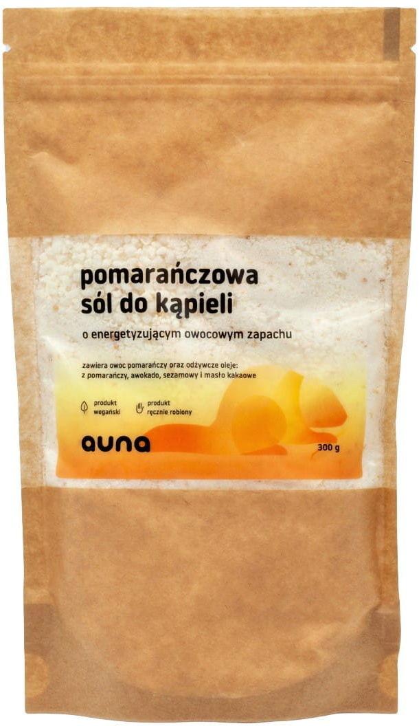 Auna Auna Sól Do Kąpieli Pomarańczowa 300g BE2C-947E5