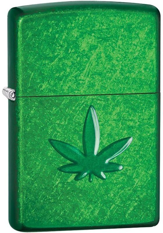 Zippo 29662 Stamped Leaf zapalniczka 191693046304