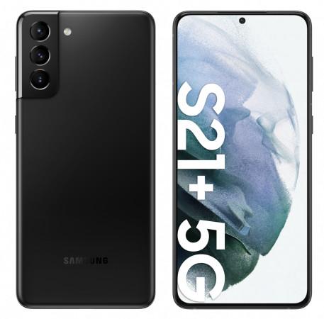 Samsung Galaxy S21+ 5G 128GB Dual Sim Czarny