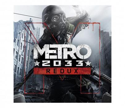 Metro 2033 Redux Steam Key EUROPE