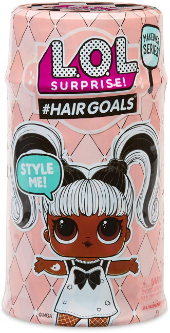 MGA Entertainment L.O.L Surprise Hairgoals
