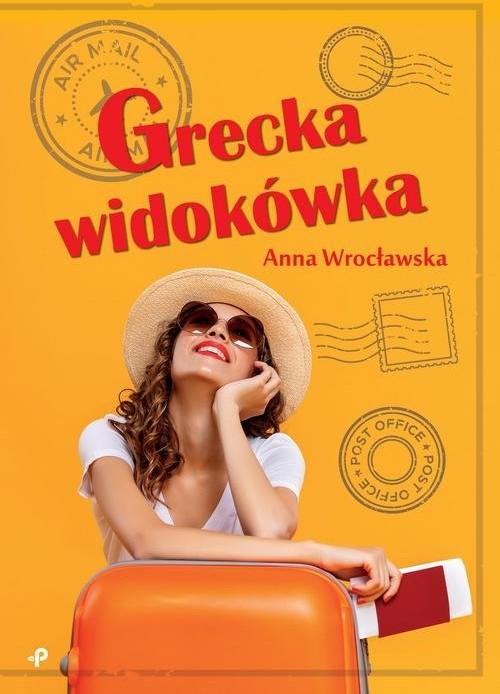Poligraf Grecka widokówka Anna Wrocławska