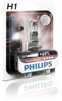 Philips H1 12V 55W P14,5s VisionPlus