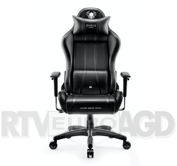 Diablo Chairs X-One 2.0 Kids Size czarno-czarny