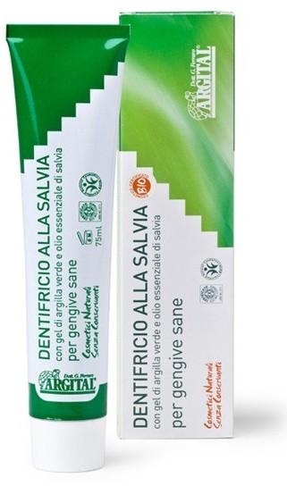 Argital Pasta do zębów z szałwią na zdrowe dziąsła ARG 015
