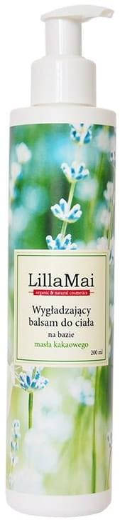 LillaMai Wygładzający balsam do ciała na bazie masła kakaowego 250ml 2DA0-204F0