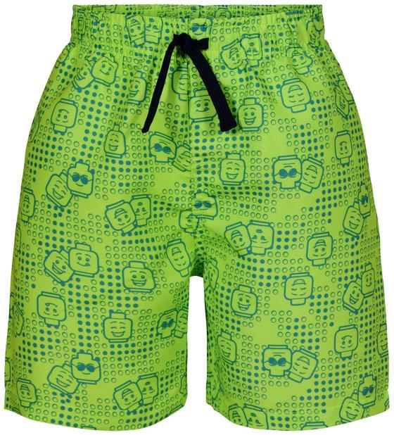LEGO Wear Szorty kąpielowe 351 22428 Zielony Regular Fit