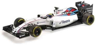 Minichamps Williams Martini Racing