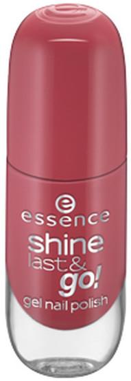 Essence Shine Last & Go! Lakier do Paznokci 48 My love diary