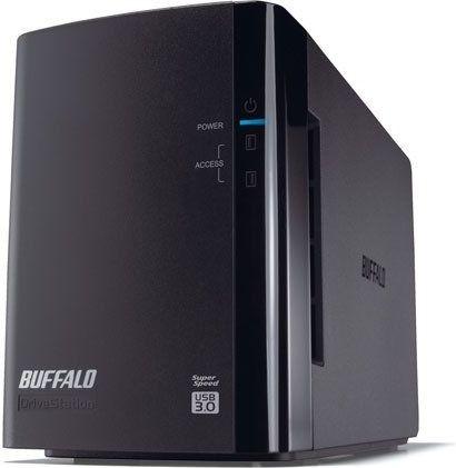 Buffalo DriveStation Duo HD-WL6TU3R1-EB