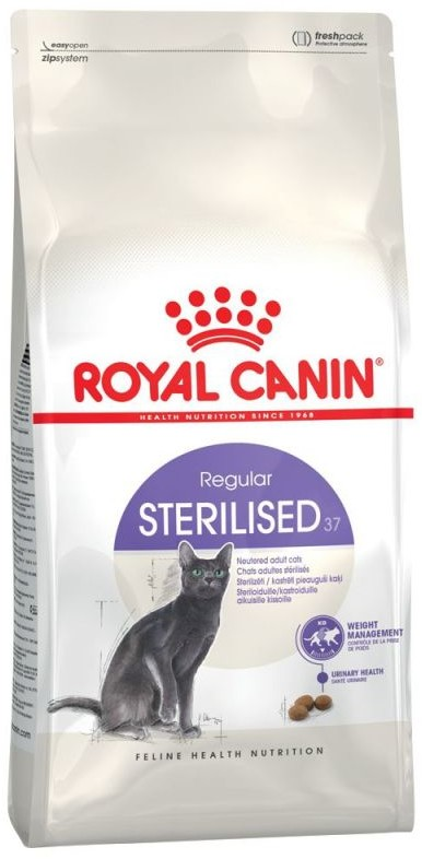 Royal Canin Sterilised 37 12 kg