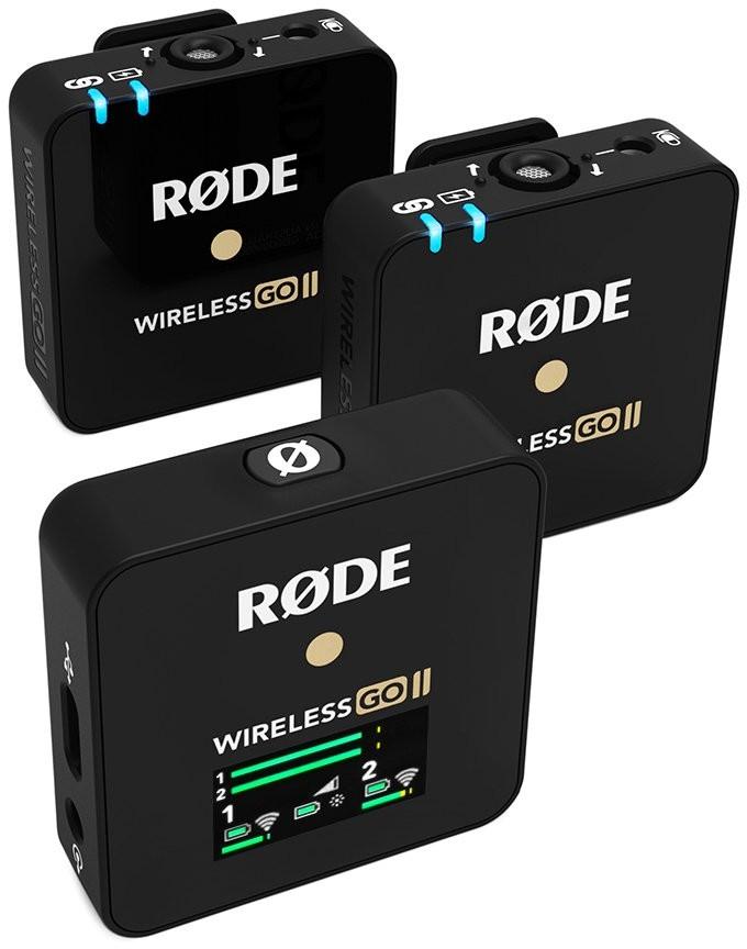 Rode Wireless GO II - Bezprzewodowy mikrofon